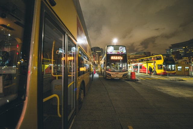 Przewozy busami do Niemiec